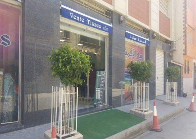 Ventes en gros textile a El Hamiz